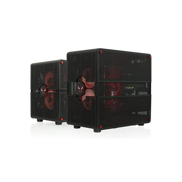 Riotoro GPX100 Morpheus Convertible mini-to-mid torre di colore nero