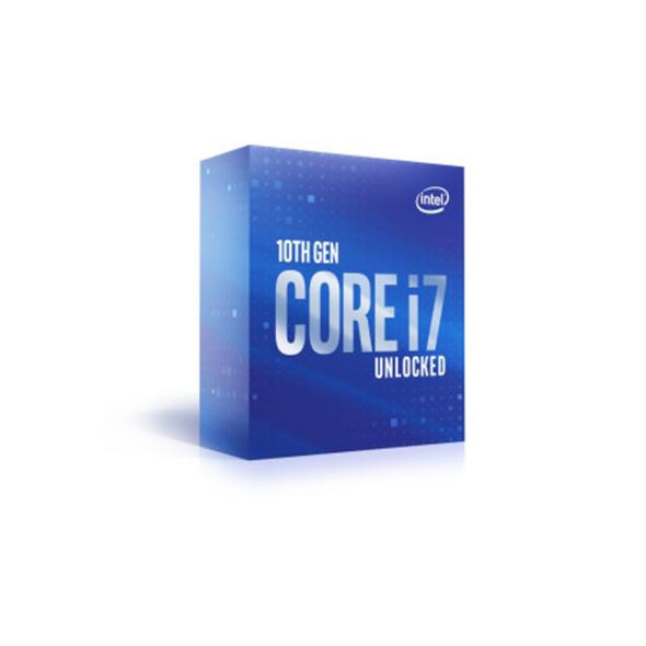 INTEL CPU i7-10700K BOX 3.8GHz 16M LGA 1200 COMET LAKE