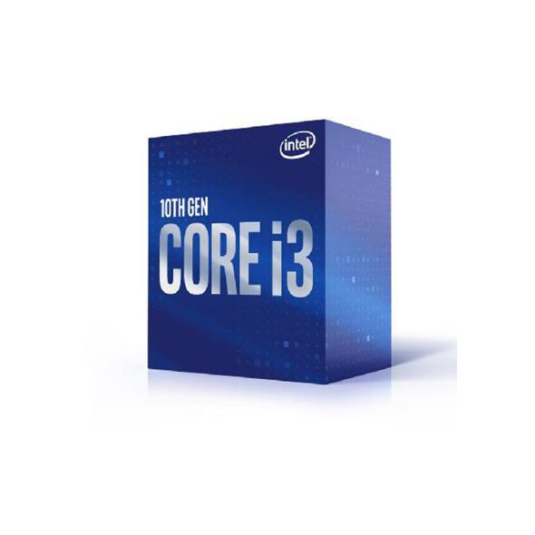 CPU INTEL I3-10100F