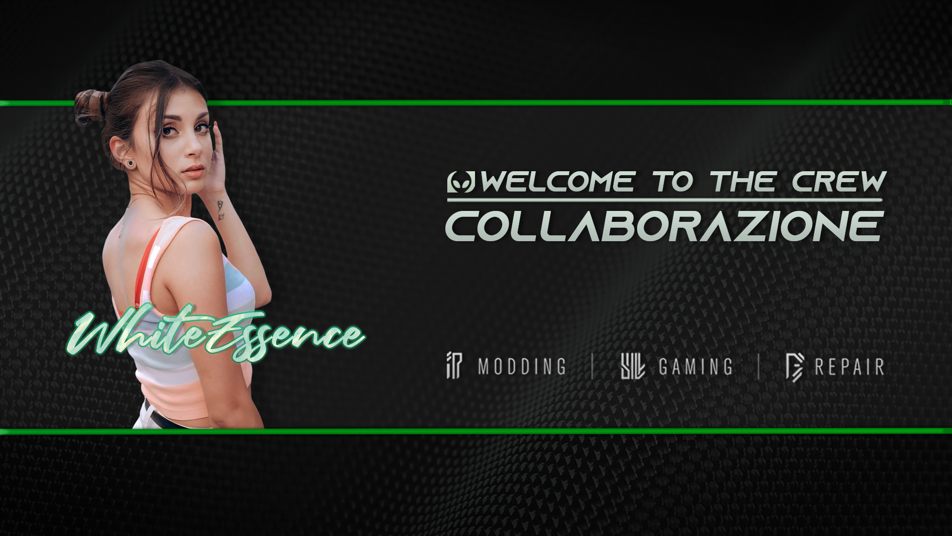 👽 Welcome to the Crew – Whitessence 👽