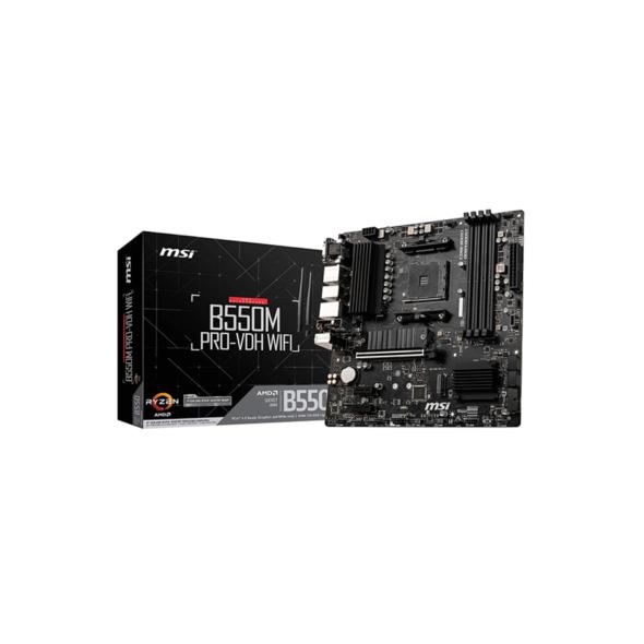 MSI MB AMD B550M PRO-VDH